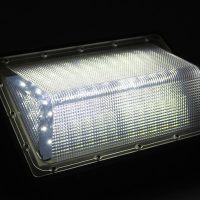China Outside LED Wall Pack Light Fixtures 120° Beam Angle 100-277V 347V 30W -120W supplier