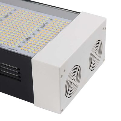 China 200W UL Linear LED Grow Light Aluminum Structure With 0-10V Dimming Driver supplier