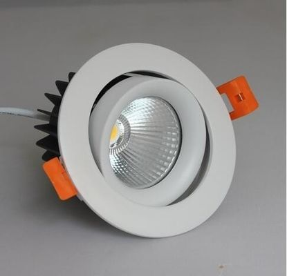 China 12 Watt CREE COB Led Ceiling Downlights Dimmable For Hotel / Bathroom / Office supplier