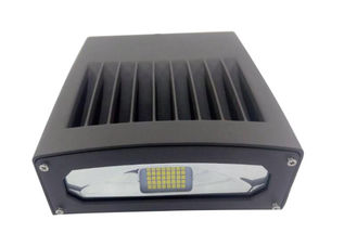 China Commercial Outside Led Wall Pack Lights SMD3030 For Yards / Gas Station Use supplier