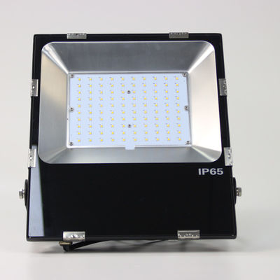 China High Bright Outdoor LED Flood Lights SMD3030 With 120 Degree Beam Angle supplier